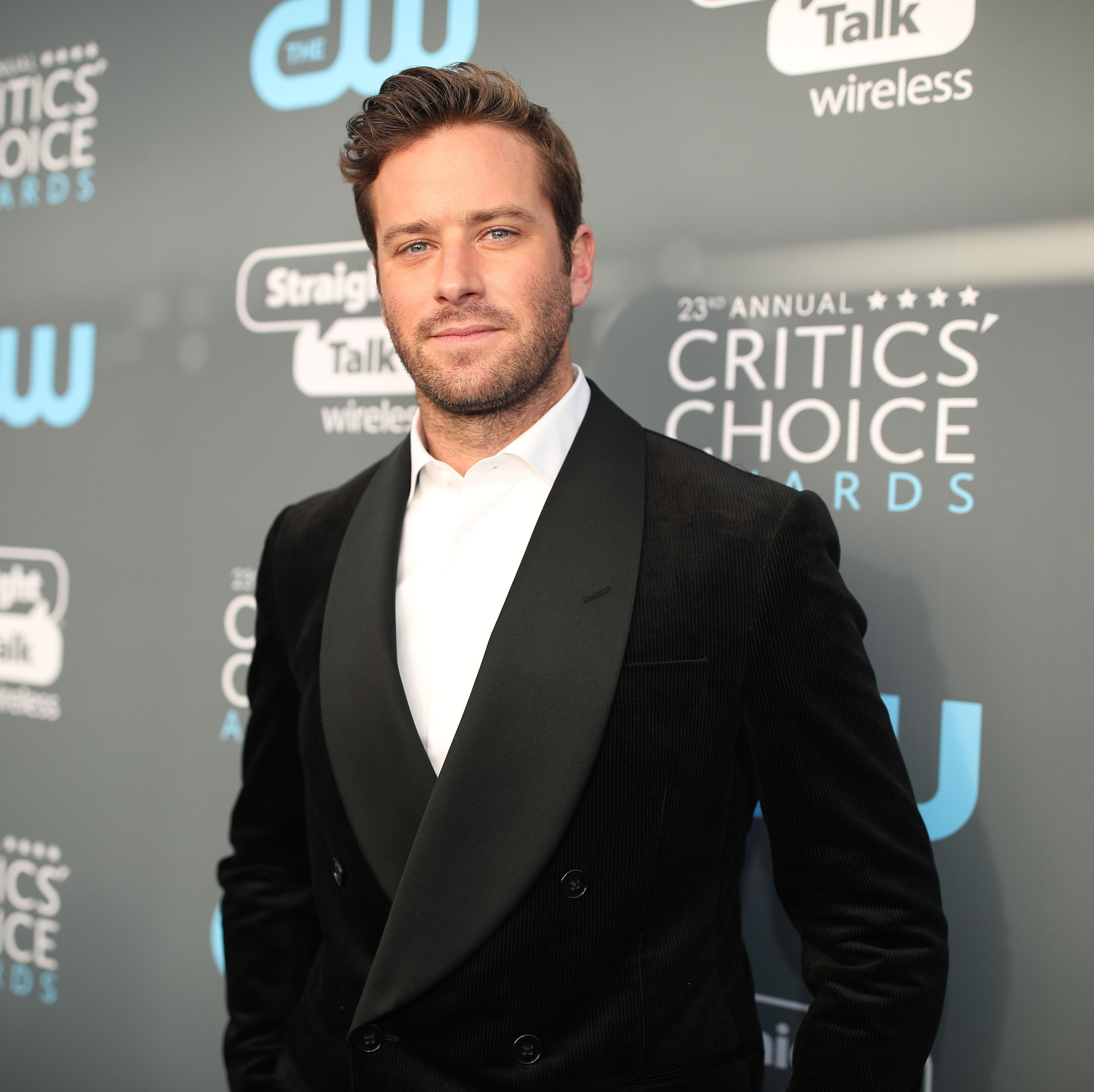 Armie Hammer Wants To Play Batman, Because Of Course He Wants To Play Batman