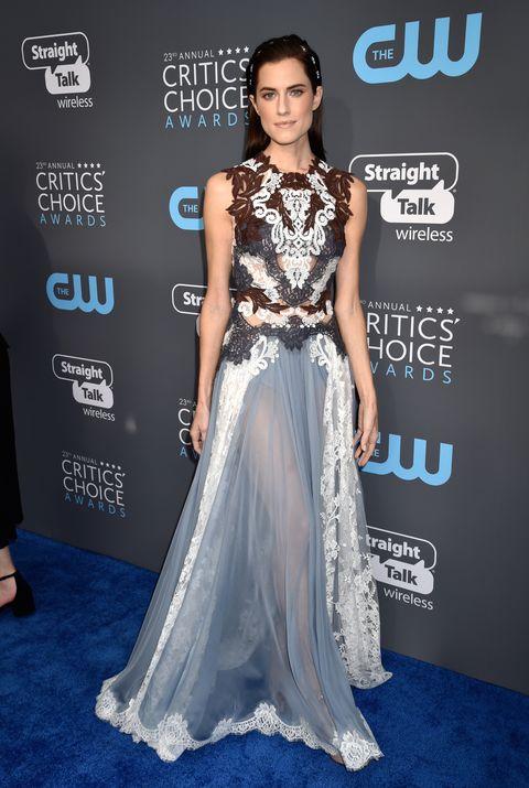 3246ec97f Critics  Choice Awards 2018 Red Carpet - Best Looks from the Critics ...