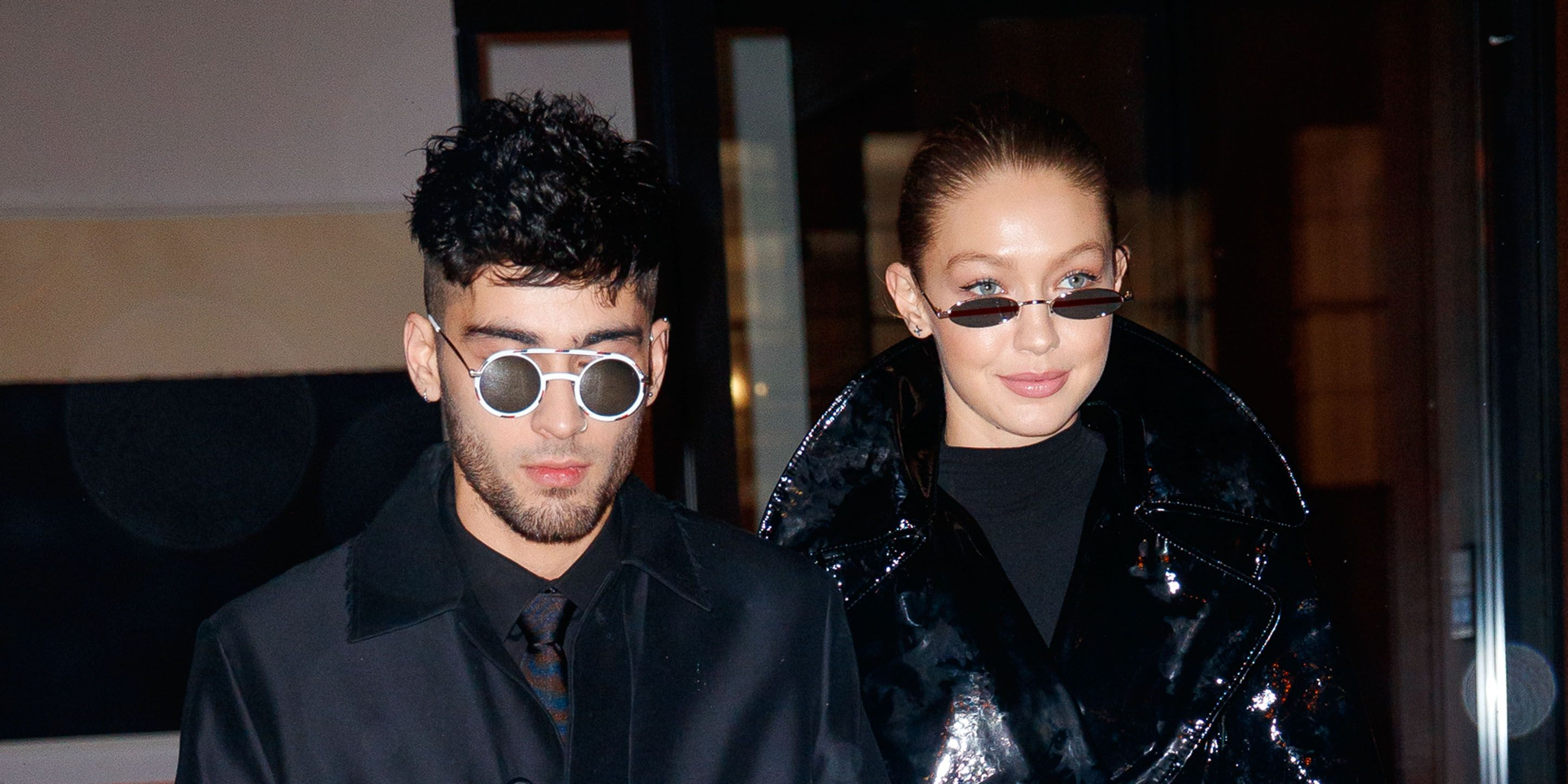 Gigi Hadid's mum on whether she'll marry Zayn Malik any time soon