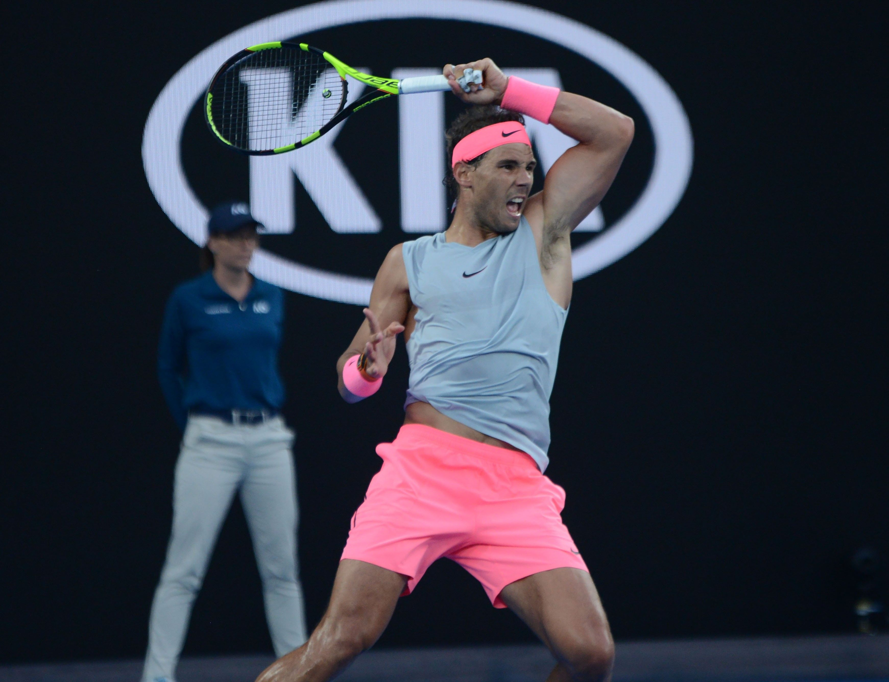 How To Get Arms Like Rafael Nadal