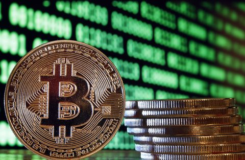 stranging bitcoin