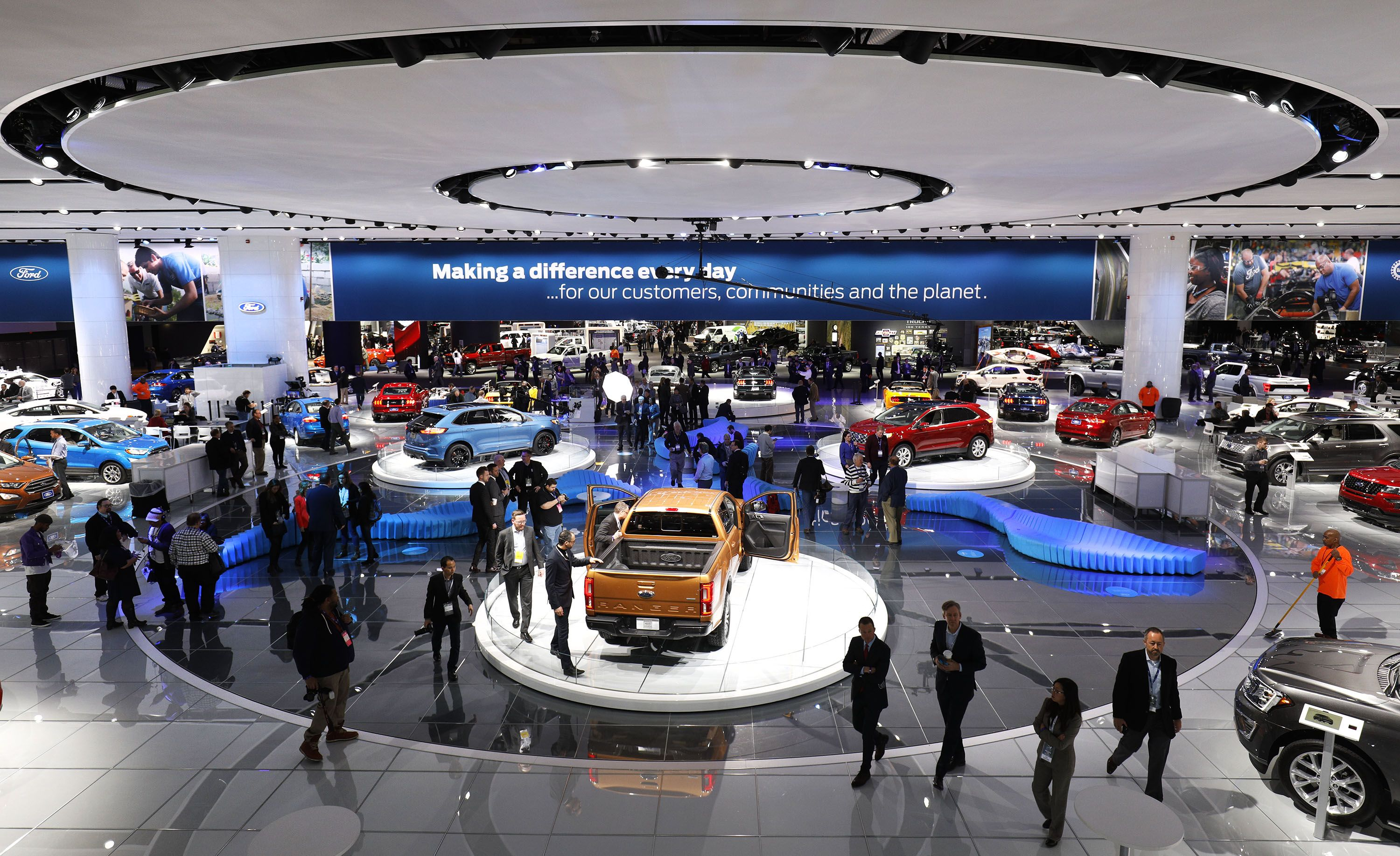 The Detroit Auto Show Has Been Canceled