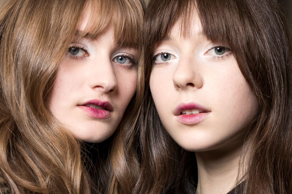 How to Cut Your Own Bangs At Home