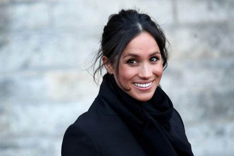 """Meghan Markle shared the the """"unladylike"""" bad habits she wants to stop"""