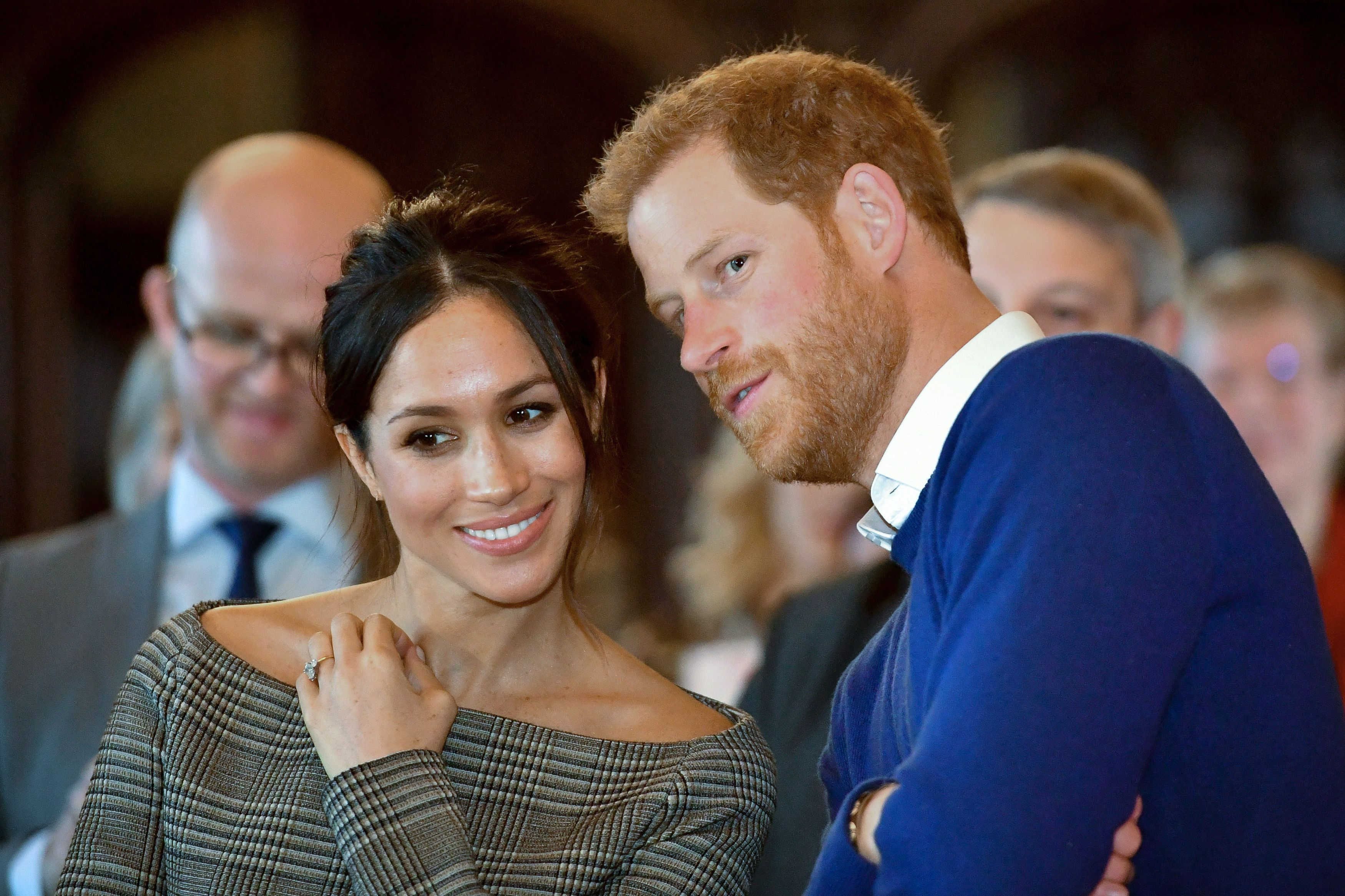 Meghan Markle and Prince Harry to Go to Scotland On February 13th - How Meghan  and Harry Spending Valentine's Day 2018