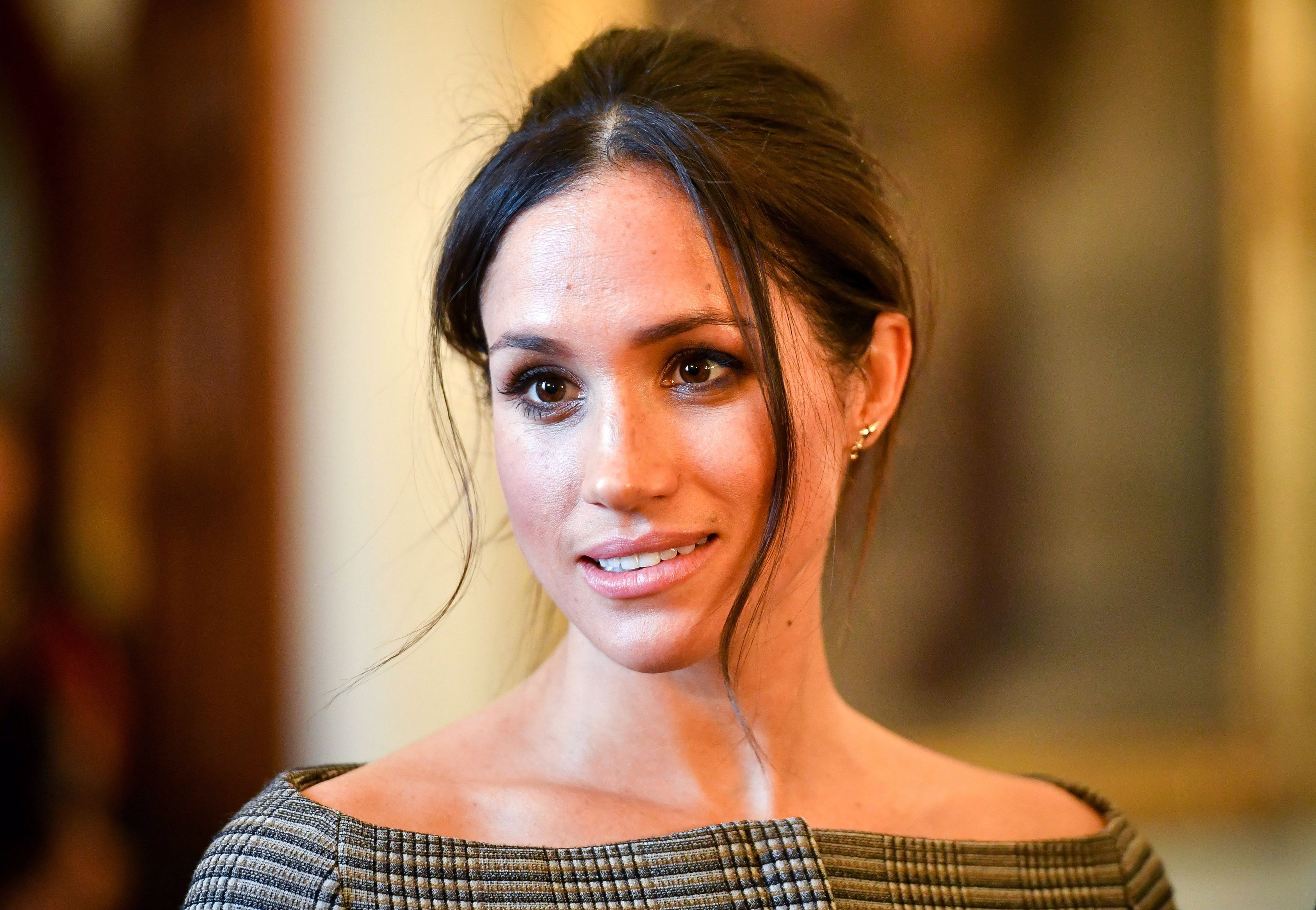 "Meghan Markle Is Reportedly Feeling ""Discouraged"" by ""Very High"" Standard Set by Kate Middleton"