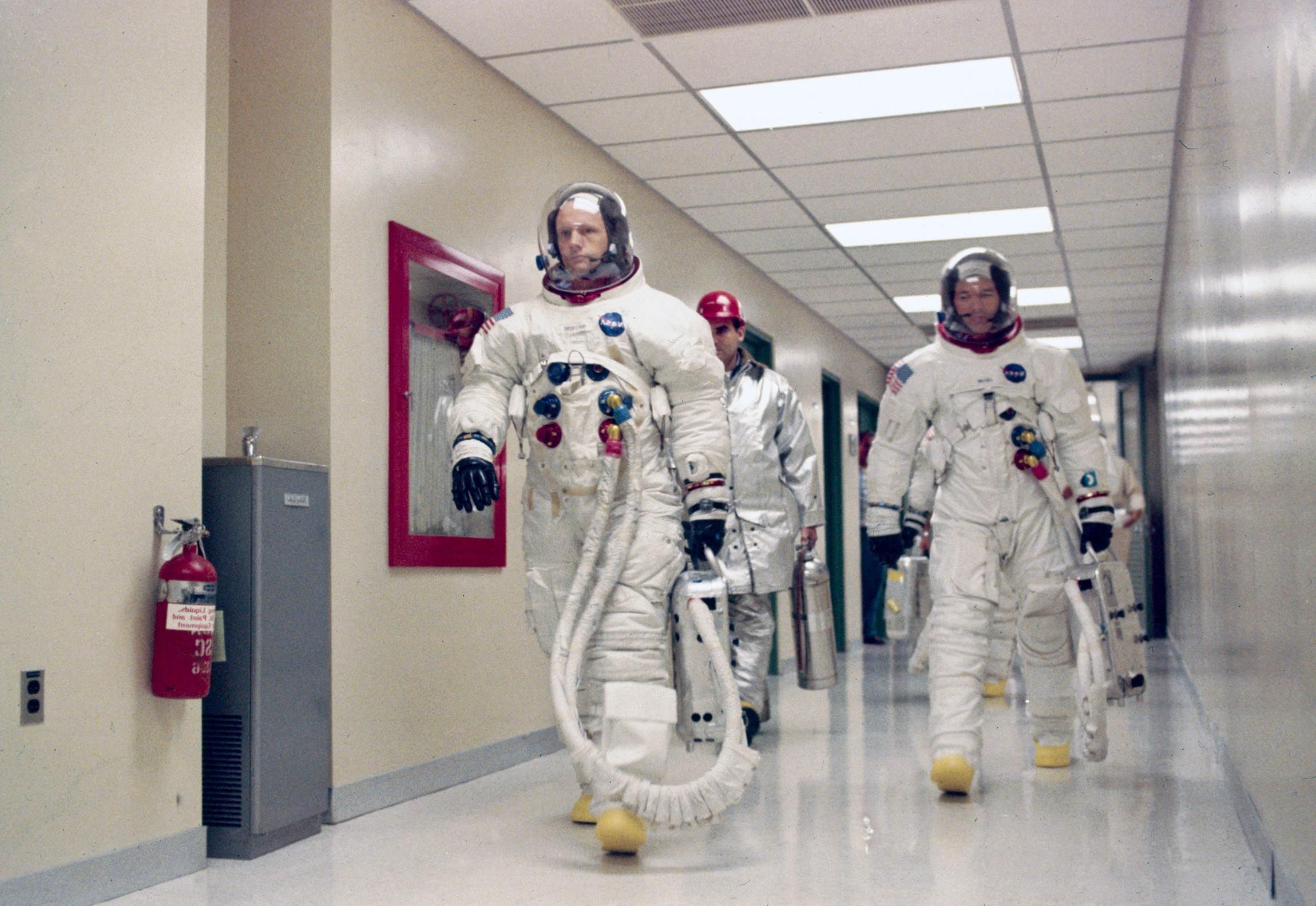 These Photos of the Apollo 11 Moon Landing Will Leave You in Awe