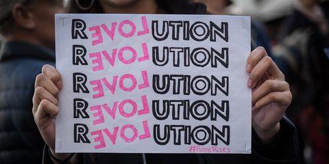 Protest, People, Text, Public event, Finger, Font, Hand, Demonstration, Event, Social work,