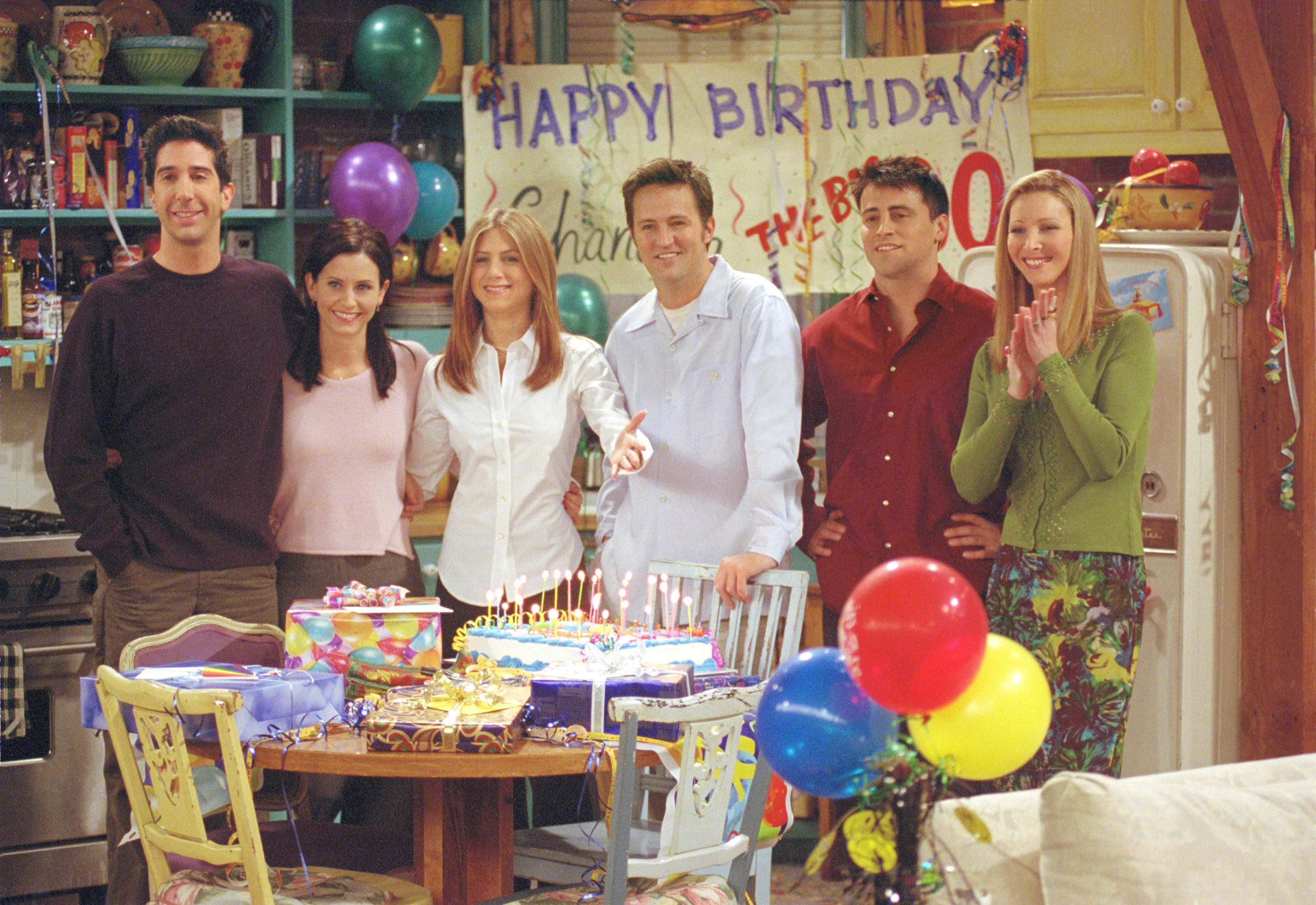 Hey, You, Wondering Who the Richest Cast Member of 'Friends' Is?