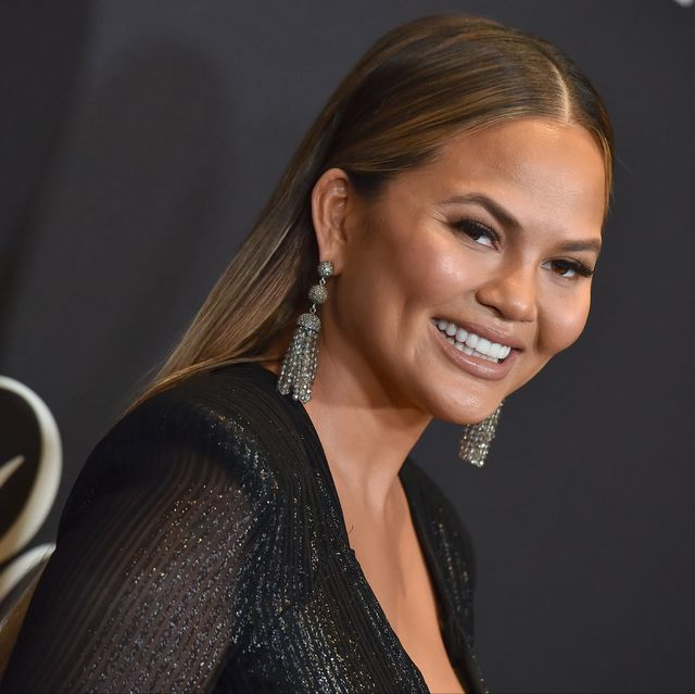 hollywood, ca   january 18  model chrissy teigen arrives at the lip sync battle live a michael jackson celebration at dolby theatre on january 18, 2018 in hollywood, california  photo by axellebauer griffinfilmmagic