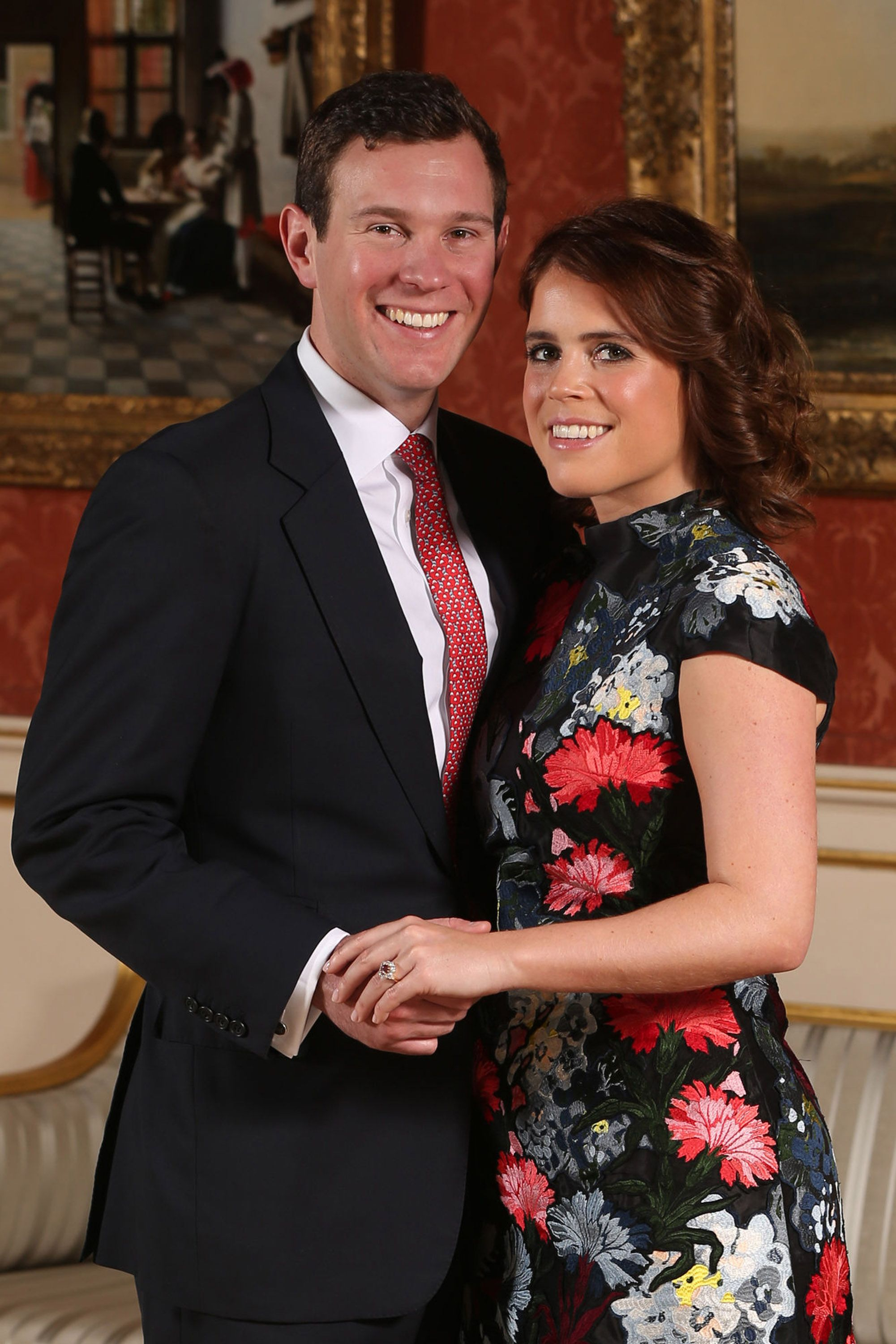 5aa890625c2 Here s Everything You Need to Know About Princess Eugenie s Royal Wedding