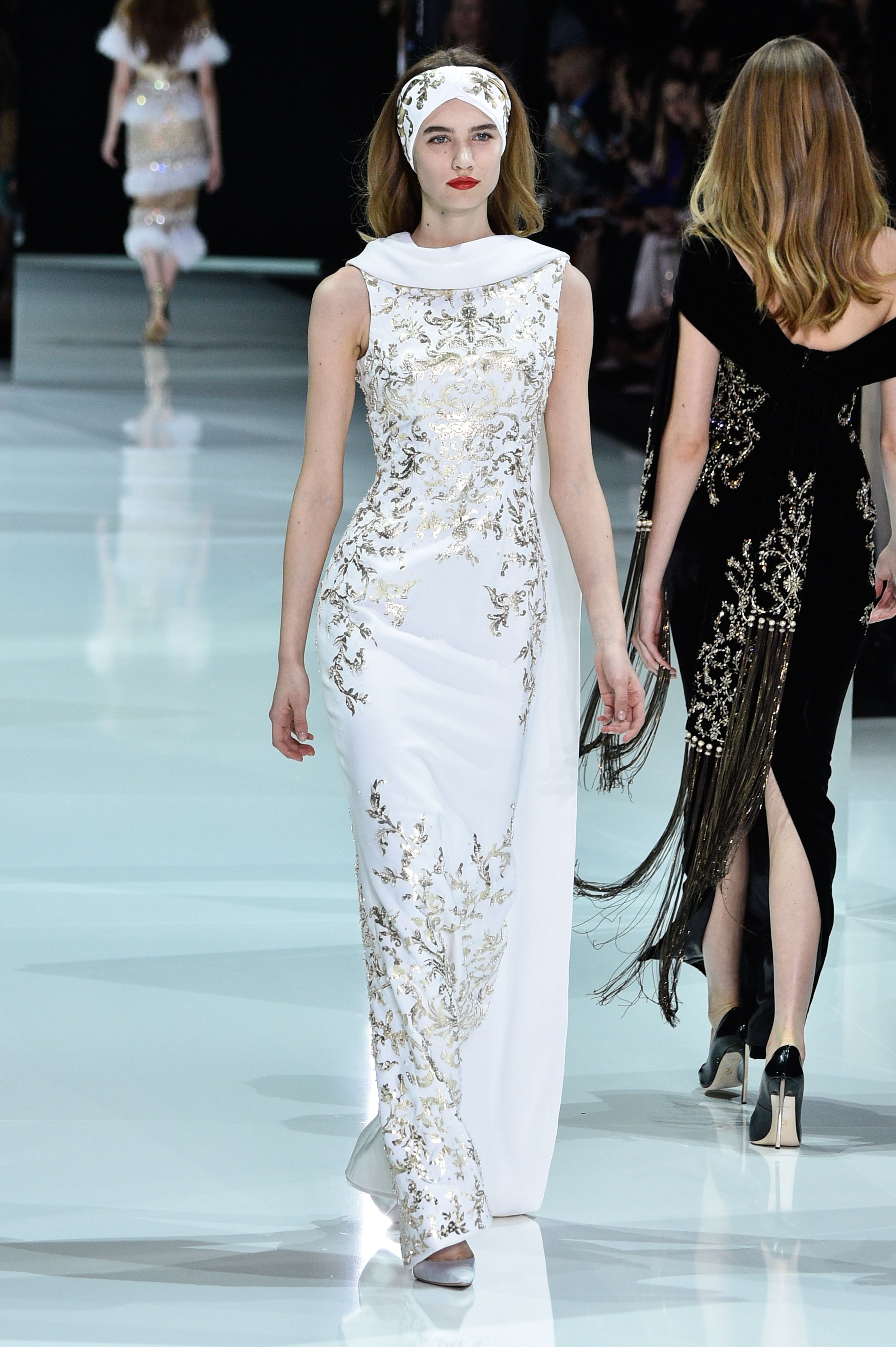 Wedding dress inspiration from the couture catwalks