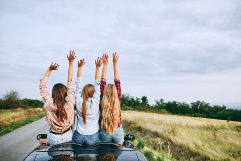 The Best Road Trips to Take With Your Besties