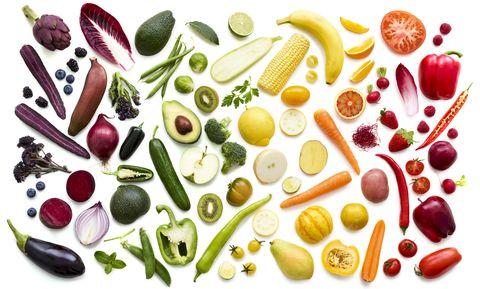 fruta y verdura temporada febrero