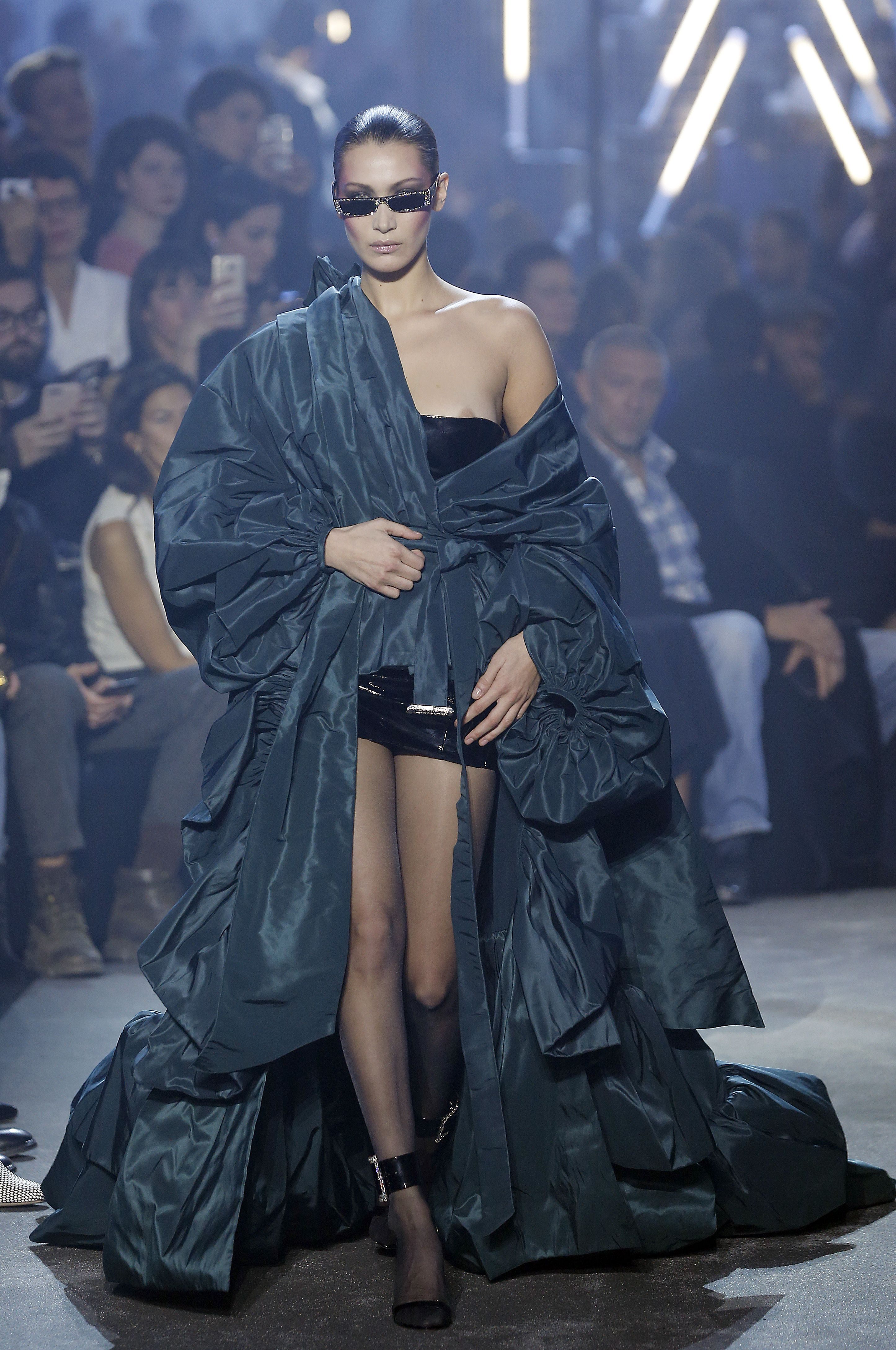 Fashion Nip Slips