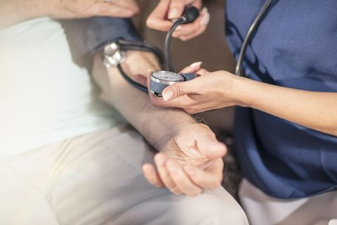 blood pressure fluctuations raises heart attack risk