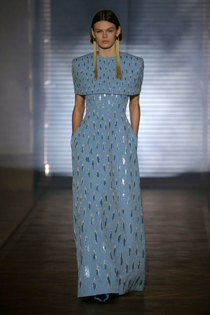 Every Look from Givenchy Couture Spring 2018 - Givenchy Couture ...