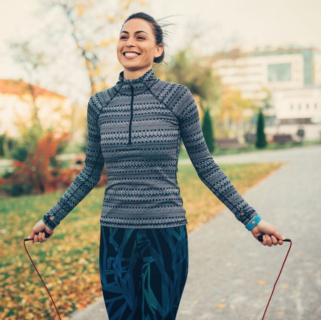 skipping workouts, skipping rope workout