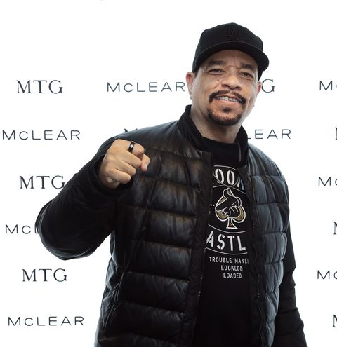 Ice-T Has Never Eaten a Bagel, and That's Okay