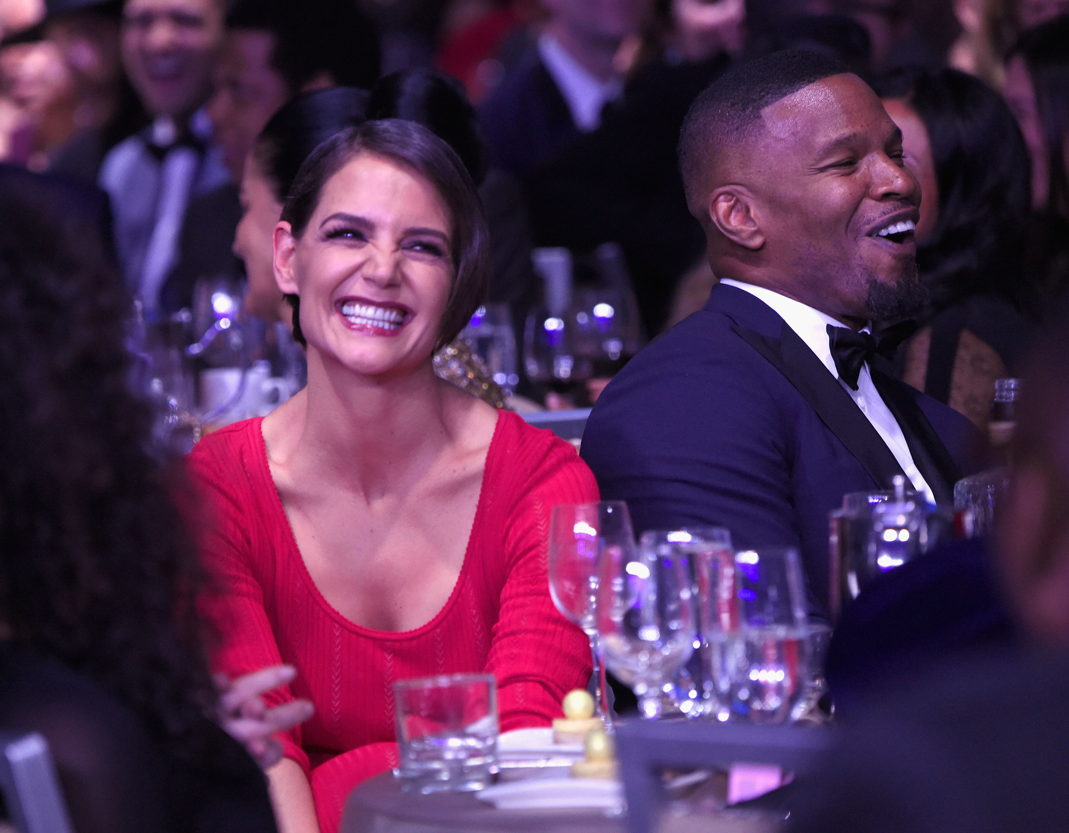 Literally Every Single Thing We Know About Katie Holmes and Jamie Foxx's Relationship