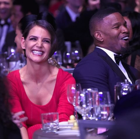 Katie Holmes And Jamie Foxx Wedding Photos.Jamie Foxx And Katie Holmes Relationship Timeline Is Off The Charts