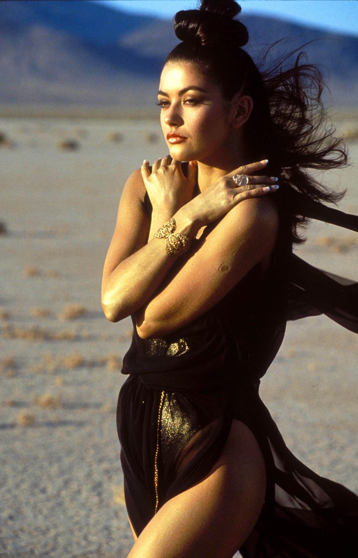 Images of Young Catherine Zeta-Jones