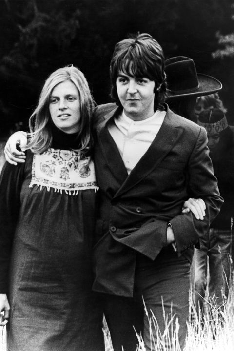 Photo of Paul McCARTNEY and Linda McCARTNEY