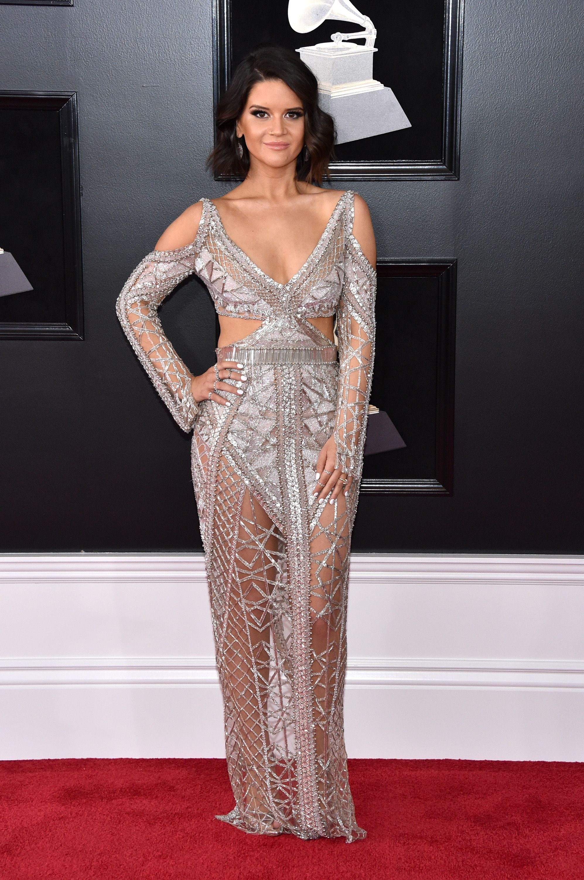 27f1542769a Best Red Carpet Dresses at the Grammy Awards 2018 - Celebrity Grammys Red  Carpet Looks