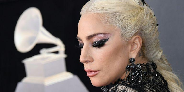 Exactly How Lady Gaga Got Her Grammys 2018 Beauty Look - Lady Gaga ...