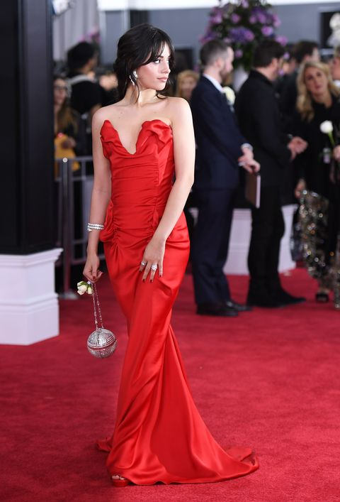 Best Red Carpet Camila Cabello In Vivienne Westwood