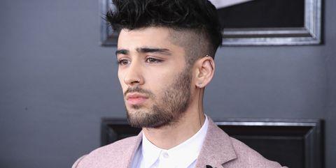 Hair, Face, Facial hair, Forehead, Hairstyle, Chin, Eyebrow, Beard, Head, Black hair,