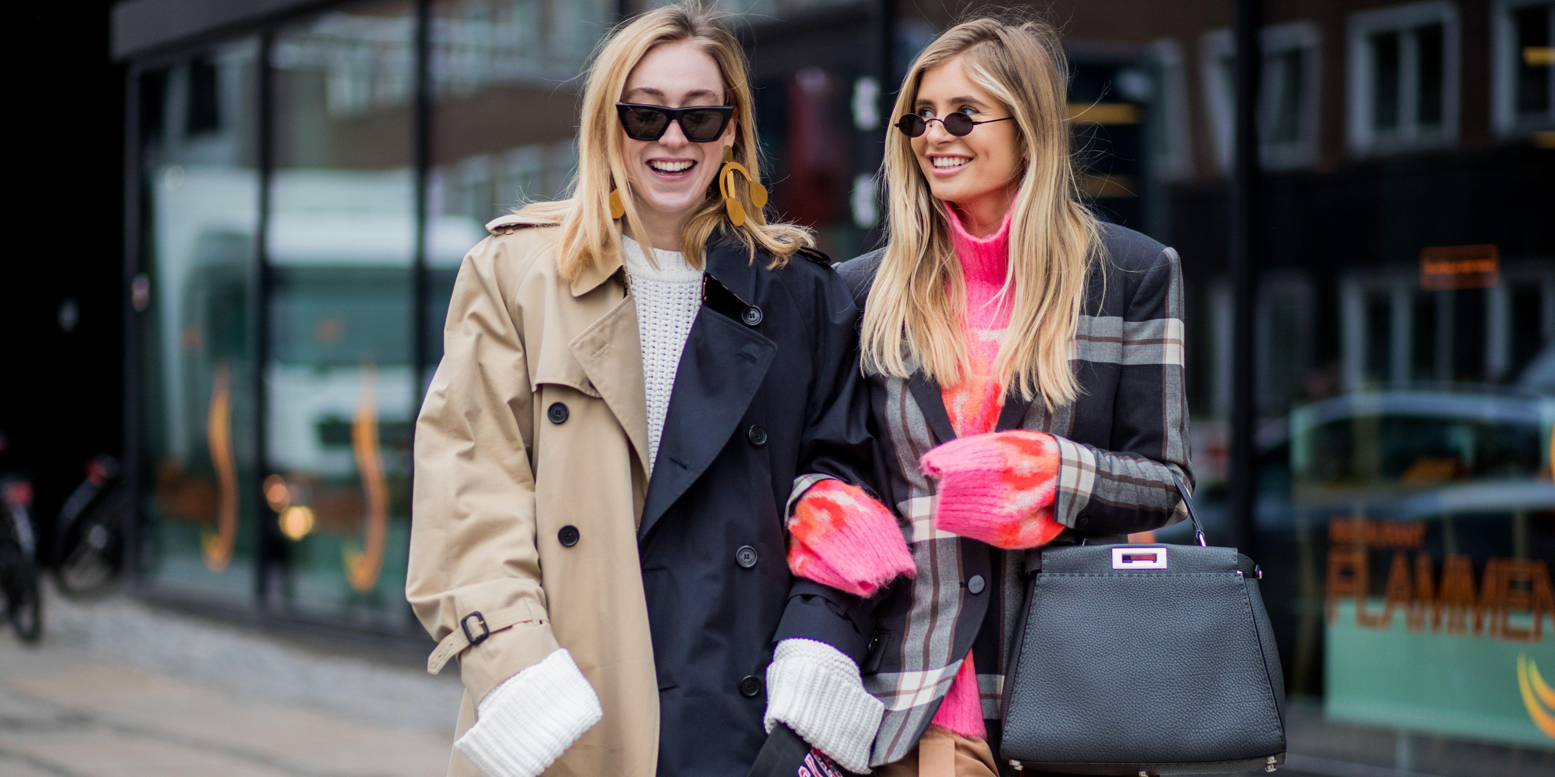 Streetstyle Fashion WeekKopenhagen