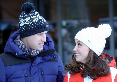 Royal Sweden visit