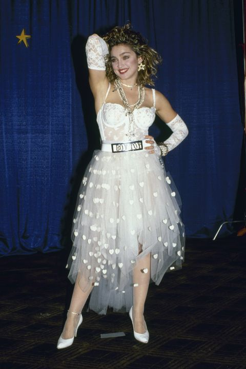 Madonna At MTV Awads