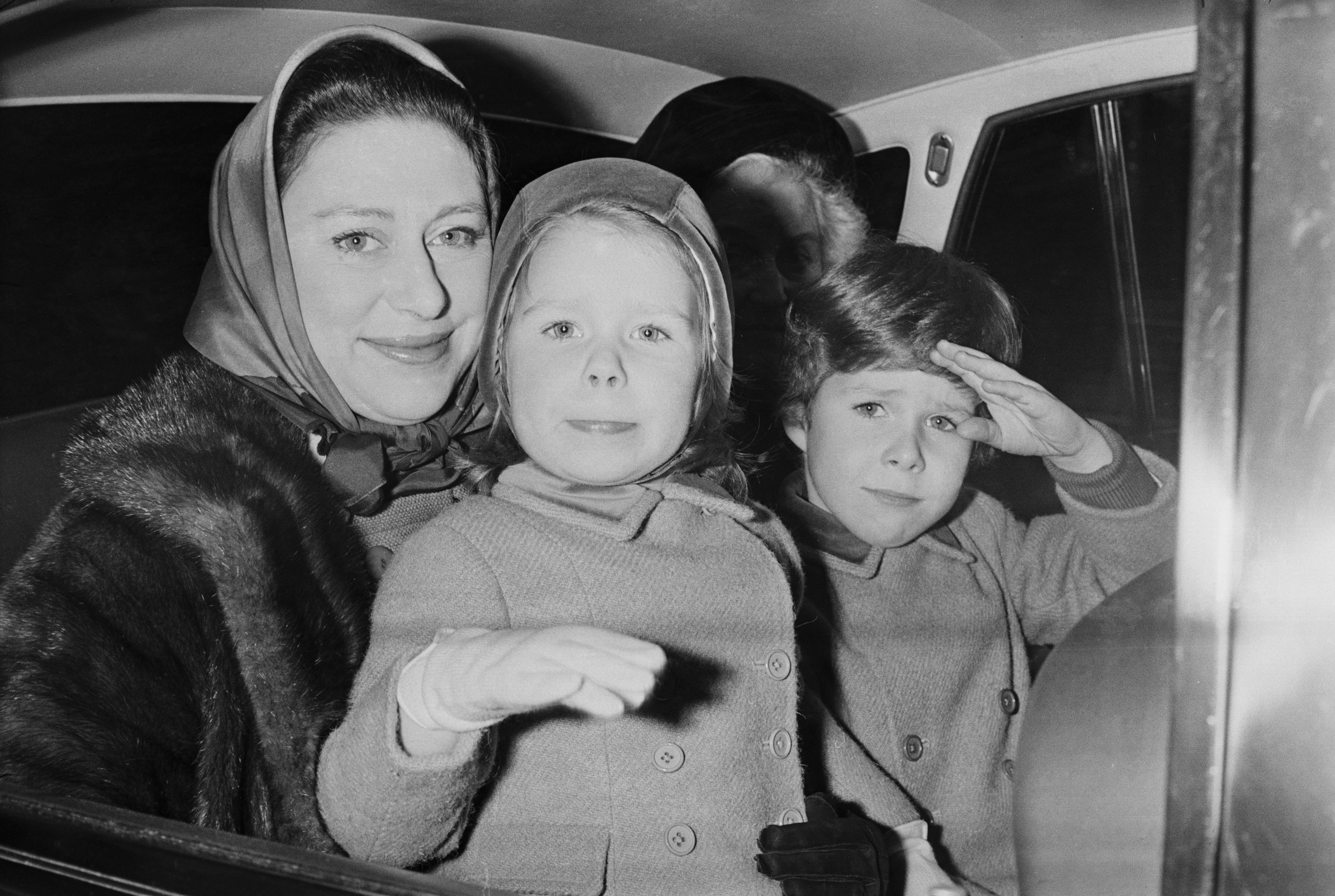 Did Princess Margaret Have Kids All About Their Relationship