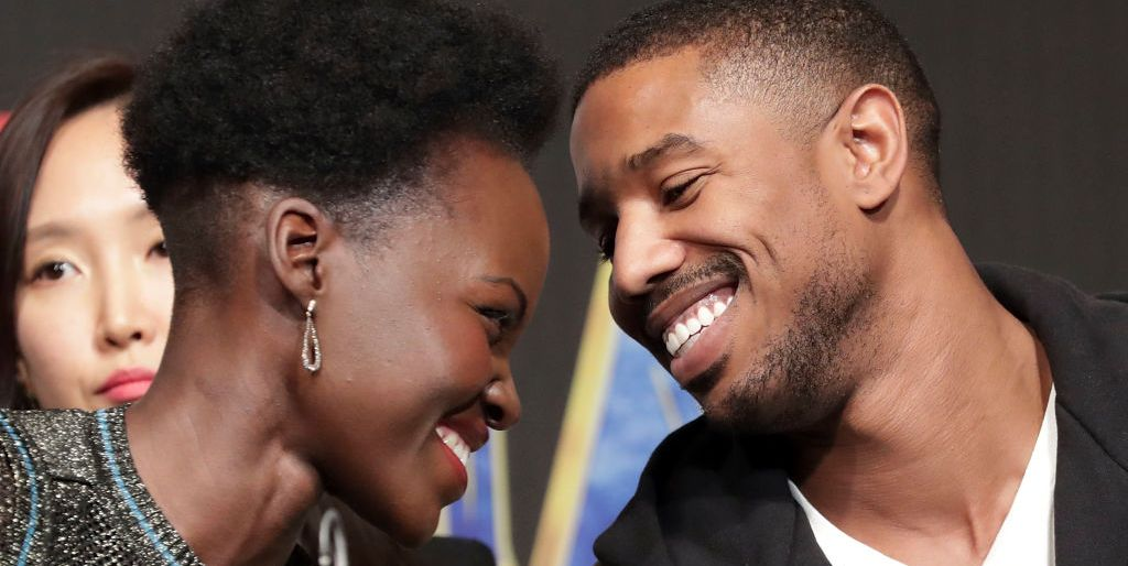We Have to Talk About Lupita Nyong'o and Michael B. Jordan's Chemistry Right Now