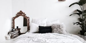 Why you should only buy white bedding