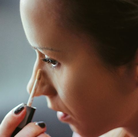 Face, Nose, Lip, Eyebrow, Beauty, Chin, Eye, Close-up, Eyelash, Child,