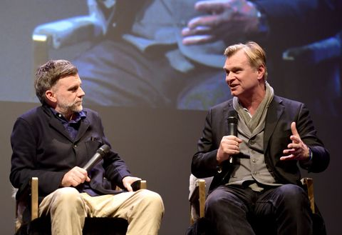 Christopher Nolan And Paul Thomas Anderson Are Waging War On Your TV Set