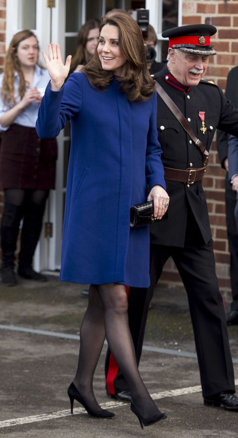 39f5ffd74 The Duchess Of Cambridge Opens Action On Addiction Community Treatment  Centre