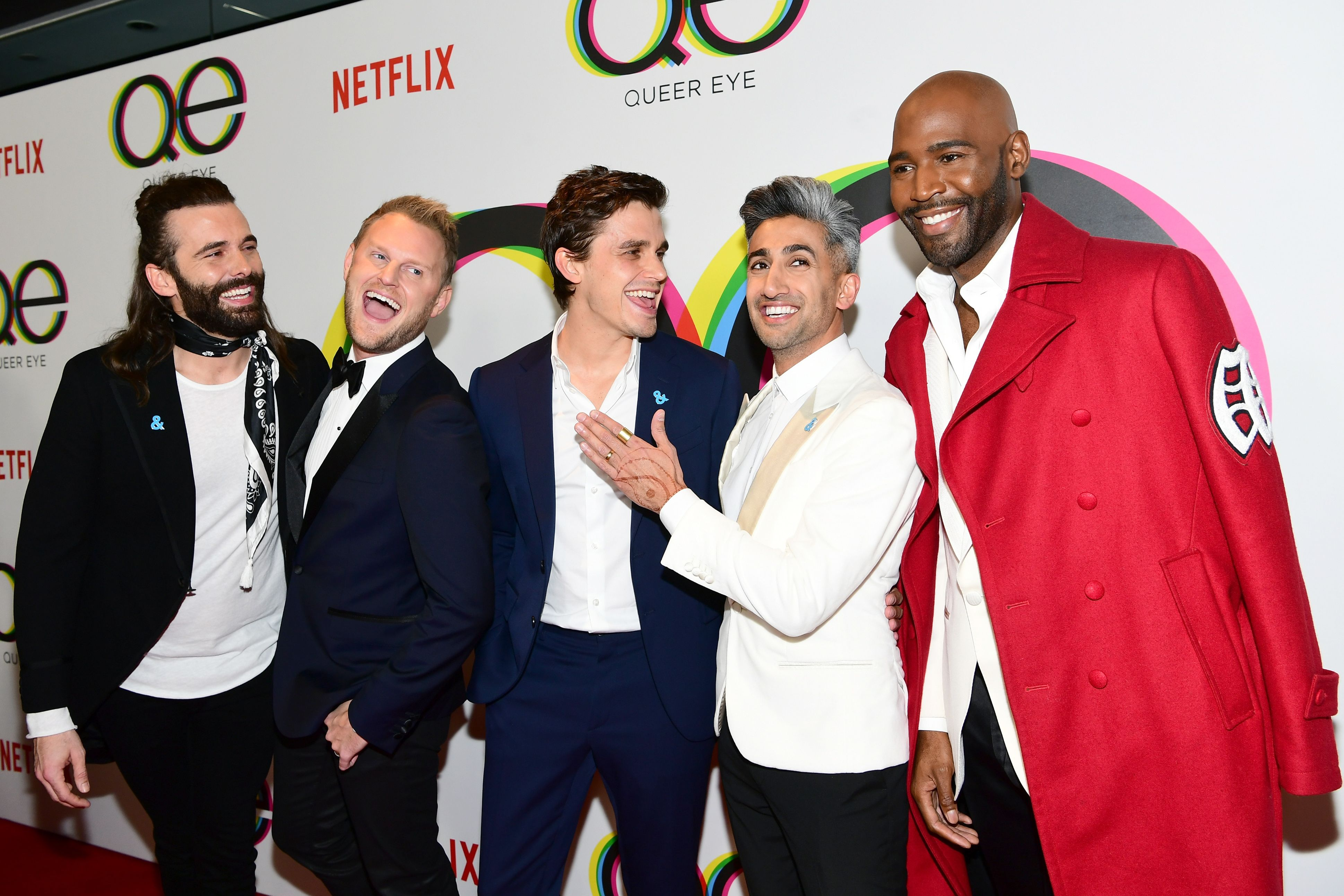 'Queer Eye' Has Been Renewed for Two More Seasons and I'm Already Crying