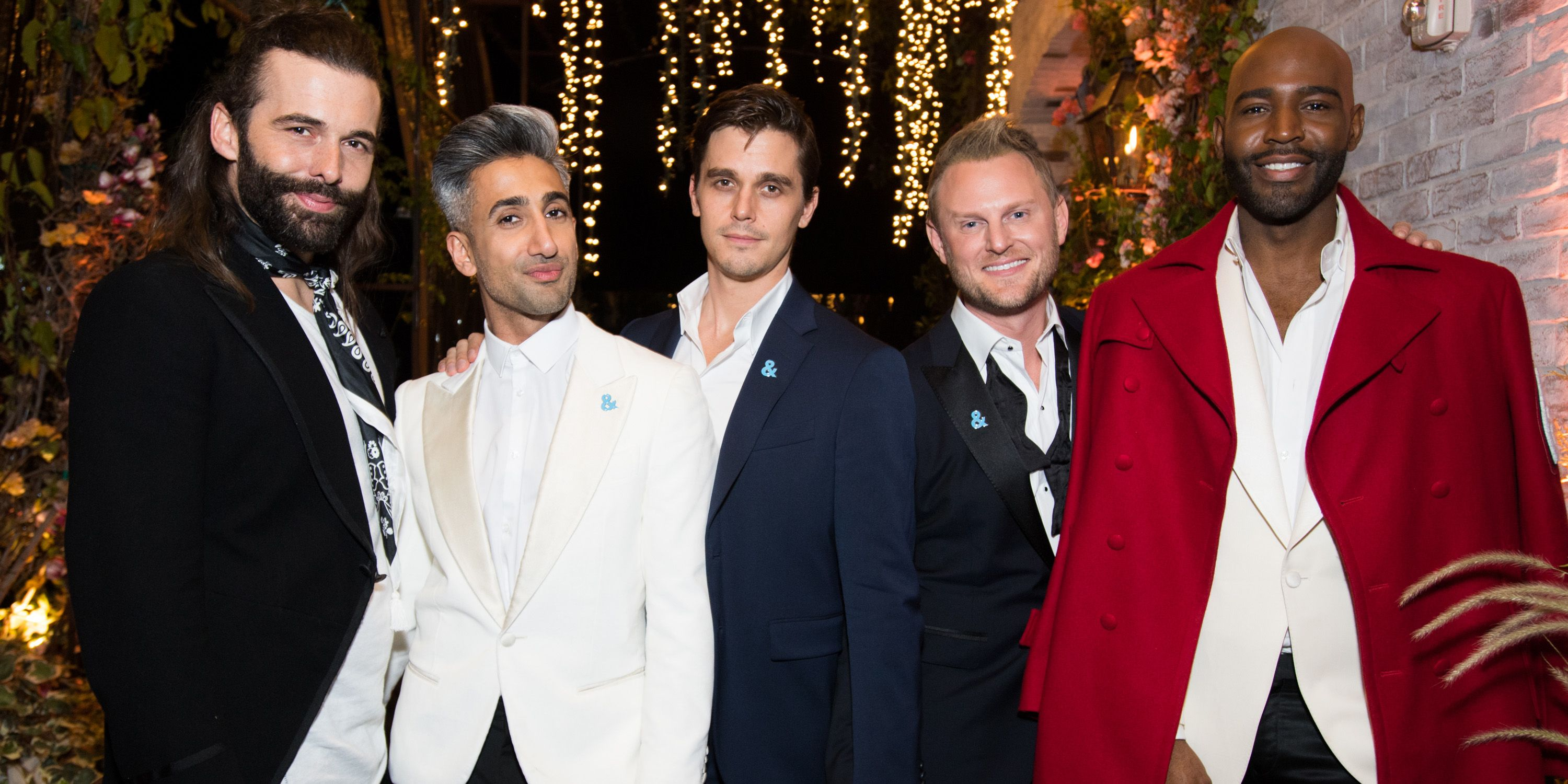 """Premiere Of Netflix's """"Queer Eye"""" Season 1 - After Party"""