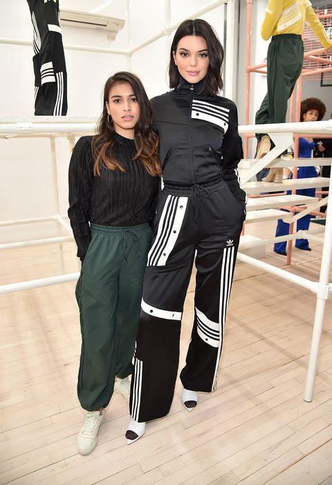 62d89ce9b48 Jenner at the Adidas Originals presentation during New York Fashion Week.