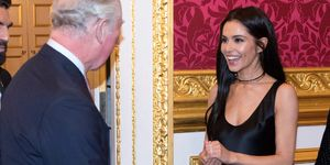 Cheryl, Prince Charles