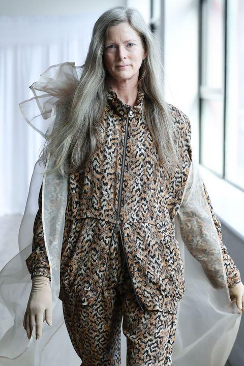 Collina Strada - Runway - February 2018 - New York Fashion Week