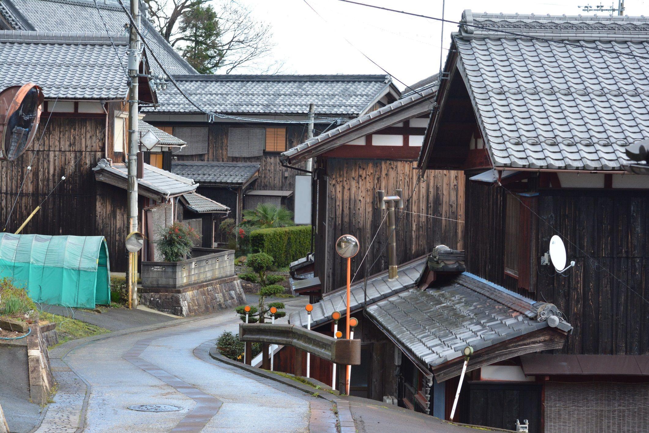 Il Giappone sta regalando case a chi le vuole