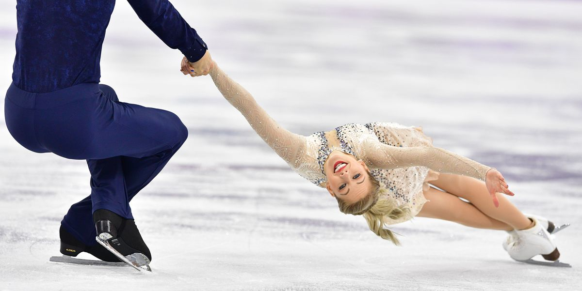 50 Beautiful Photos From The Olympic Figure Skating Team Competition
