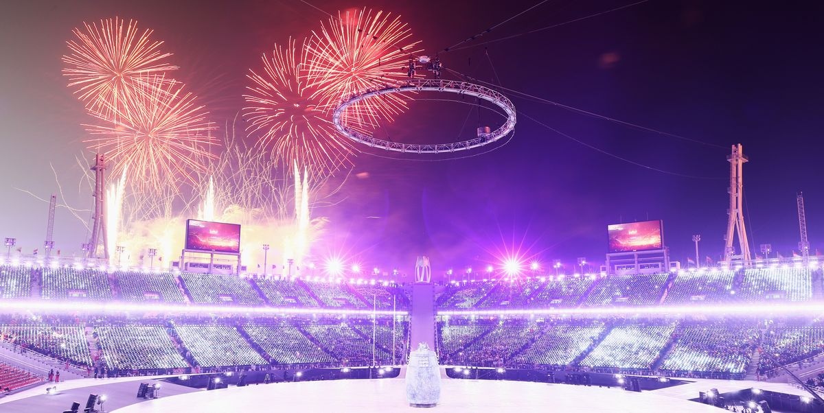 48 Magical Photos From the Olympics Opening Ceremony