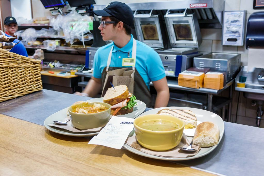 These Are the Healthiest Things to Order at Panera
