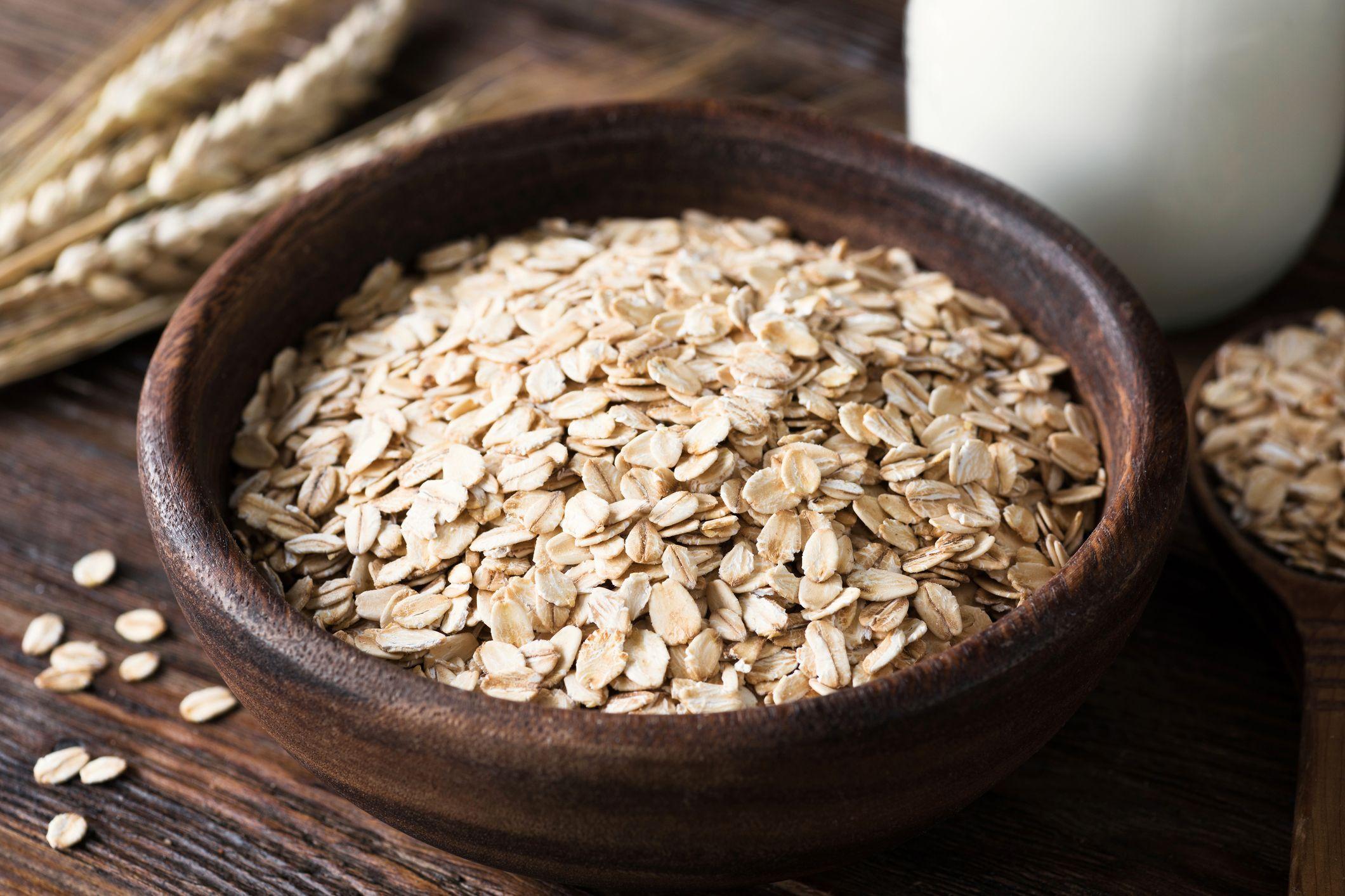 oatmeal good for gut health